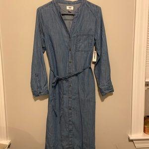NWT Old Navy Jean Dress